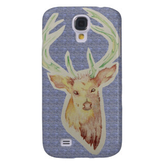 Sketched Stag Samsung Galaxy Phone Case