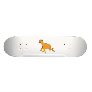 Sketchly Board Custom Skate Board