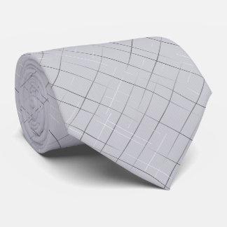 Sketchy Pinstripes Tie