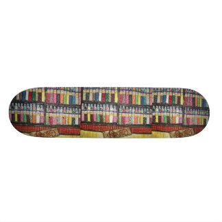 """Skewed Candy Store"" Skateboard Decks"