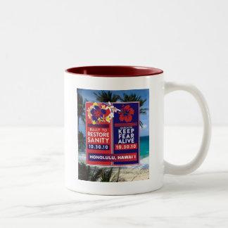 Skewered Lei Mug
