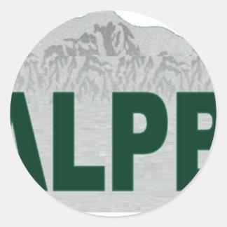 Ski Alpbach Sticker