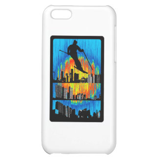 SKI ANY MOMENT COVER FOR iPhone 5C