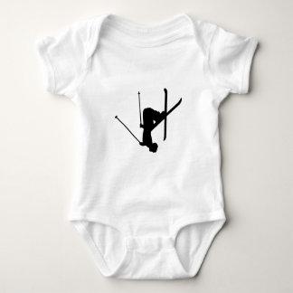 Ski Baby Bodysuit
