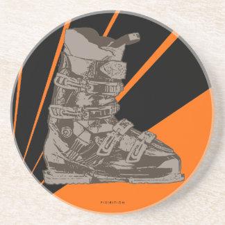 Ski Boot Coaster 4