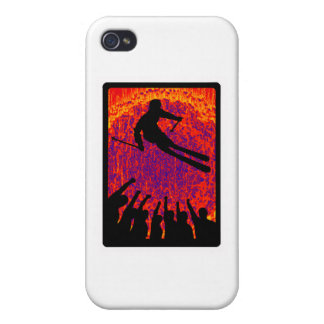 SKI BY DESIGN CASES FOR iPhone 4
