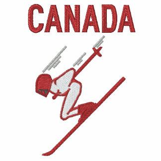 Ski Canada - Customizable Hoody