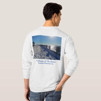 Ski Charleston Long Sleeve T-Shirt -- Men's