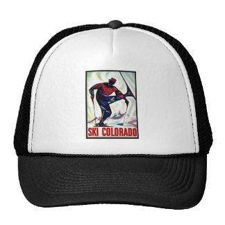 Ski Colorado Mesh Hats
