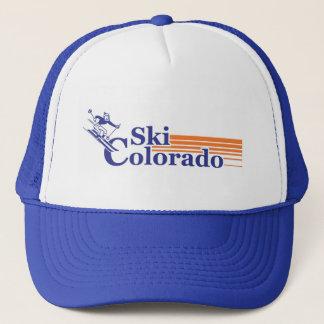 Ski Colorado (male) Trucker Hat