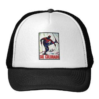 Ski Colorado Sports America United States Hat
