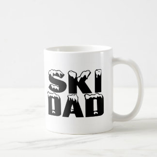 Ski Dad Coffee Mug