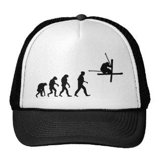 ski evolution icon cap