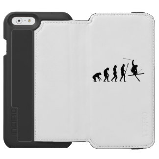 Ski Evolution Incipio Watson™ iPhone 6 Wallet Case