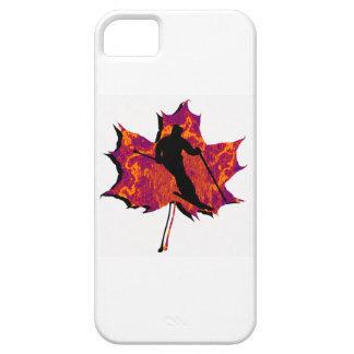 SKI HOG RIDER iPhone 5 CASES
