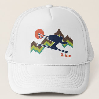 Ski Idaho Trucker Hat