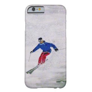 Ski in style phone case