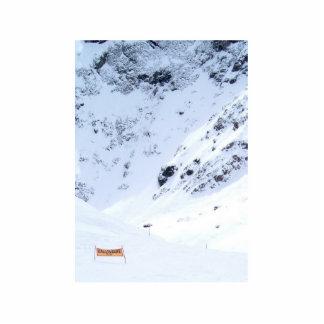 Ski In The Alps Photo Cutouts