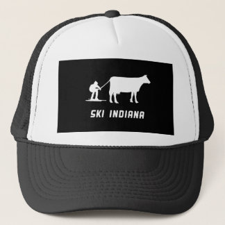 Ski Indiana Trucker Hat