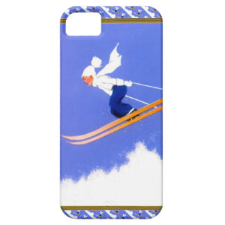 Ski jumper iPhone 5 cases