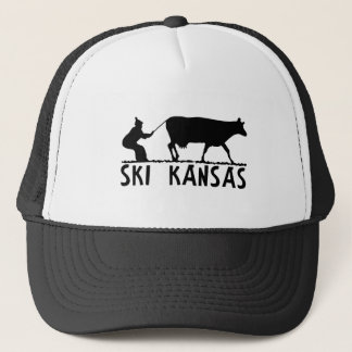 Ski Kansas Trucker Hat