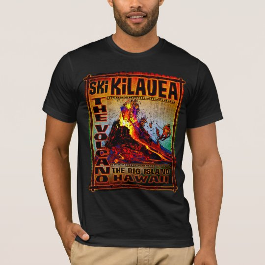 SKI KILAUEA - 2 T-Shirt