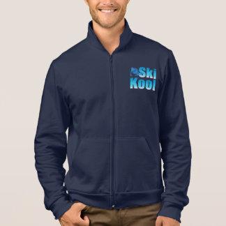 Ski Kool American Apparel California Navy Fleece Shirt