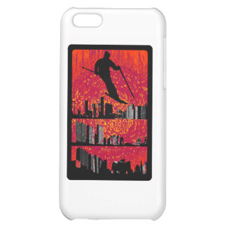 SKI MADE MAKE iPhone 5C COVERS