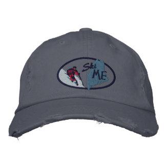 Ski ME Embroidered Hat
