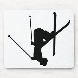 Ski Mouse Mat
