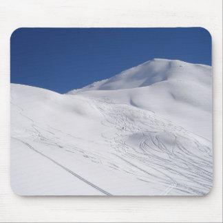 Ski Piste Mousemat