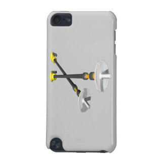 Ski Poles iPod Touch (5th Generation) Cover