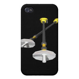 Ski Poles iPhone 4/4S Cases