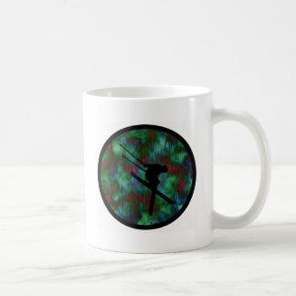 SKI SHOWN NOW COFFEE MUG