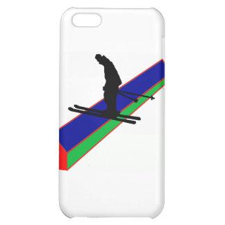 Ski slope bound iPhone 5C covers