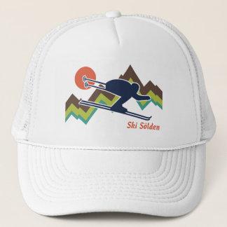 Ski Solden Trucker Hat