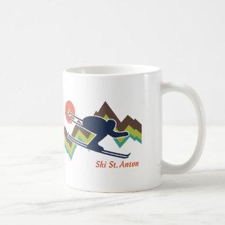 Ski St. Anton Coffee Mug