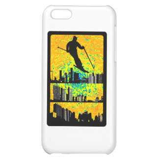 SKI THE DAWNS iPhone 5C COVERS