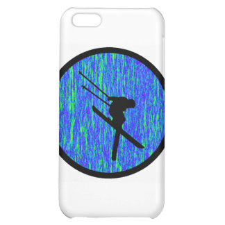 SKI THE GLOBE iPhone 5C CASE