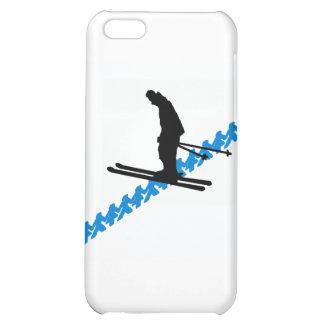Ski the Slider Case For iPhone 5C