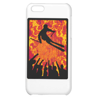 SKI THE TOPS CASE FOR iPhone 5C