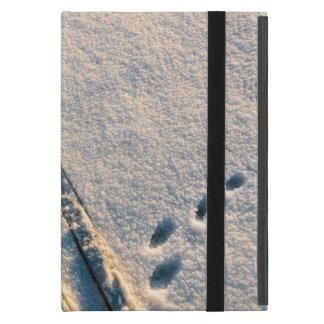 Ski track iPad mini case