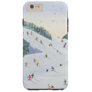 Ski-vening 1995 tough iPhone 6 plus case