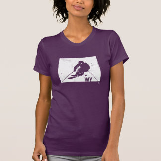 Ski Wyoming T-Shirt