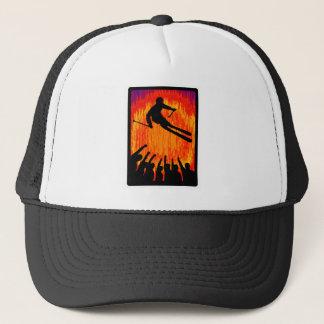 SKI YOUR PROGRESSION TRUCKER HAT