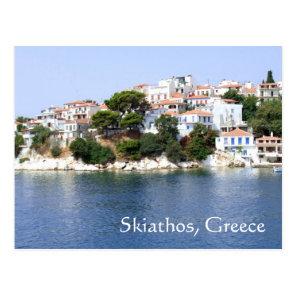 Skiathos Island, Greece Postcard