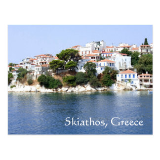 Skiathos Island, Greece Postcard