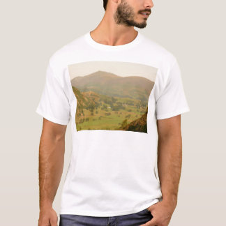 Skiddaw and St John's in the Vale T-shirt