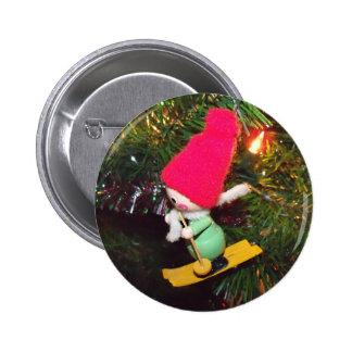 Skier Button
