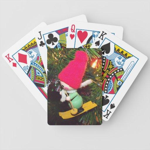 Skier Deck of Cards
